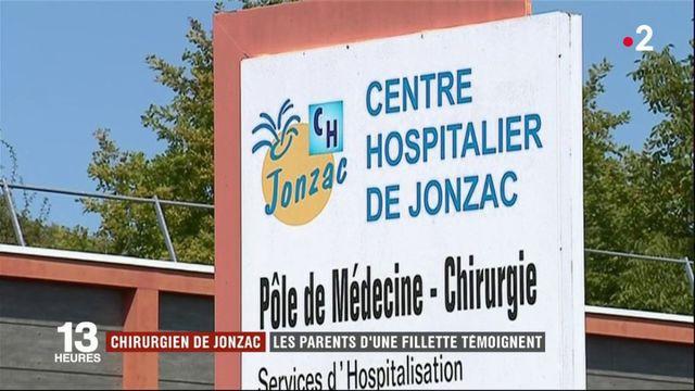 Chirurgien de Jonzac : les parents d'une fillette témoignent