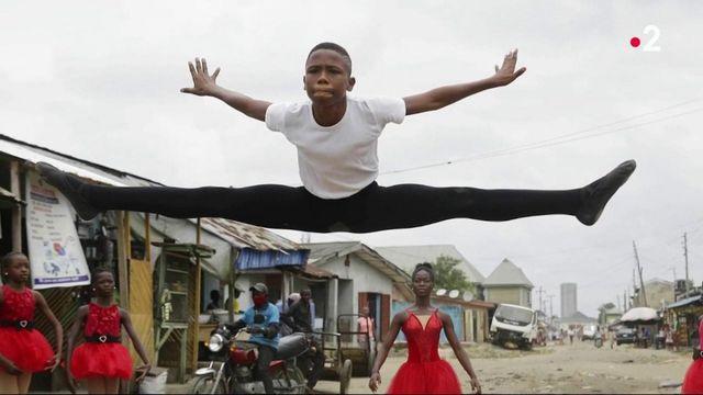 De Lagos à New York, le destin étoilé d'un jeune danseur nigérian