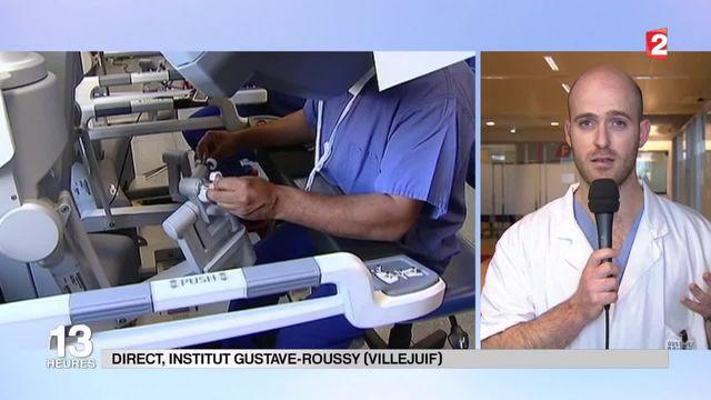 Cancer du sein : les bénéfices de la chirurgie par robot