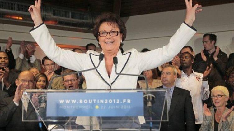 Christine Boutin (AFP)