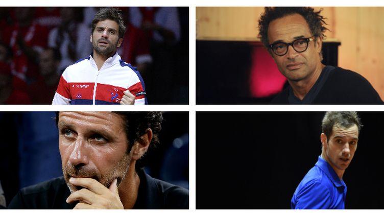 Noah, Mouratoglou, Clément, Gasquet... tous se sont exprimés à propos de l'échec de la France en Coupe Davis.