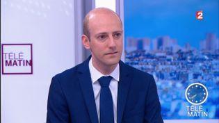 Stanislas Guérini, député LREM (France 2)