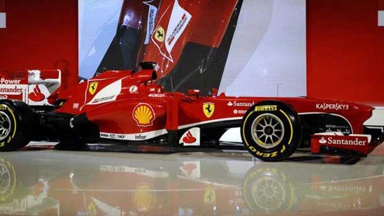 La nouvelle Ferrari F138