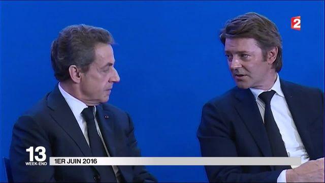 Politique : François Baroin rejoint Nicolas Sarkozy