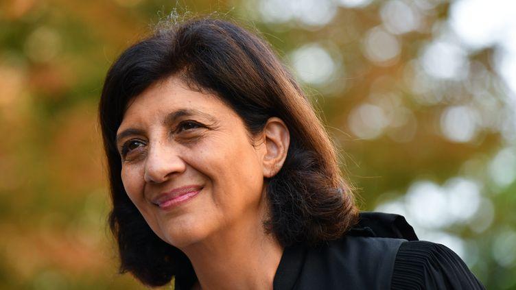Christiane Féral-Schuhl, avocate, présidente du Conseil national des barreaux, le 16 septembre 2019. (JULIEN MATTIA / LE PICTORIUM / MAXPPP)