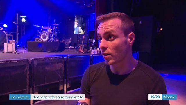 Reprise concert La laiterie