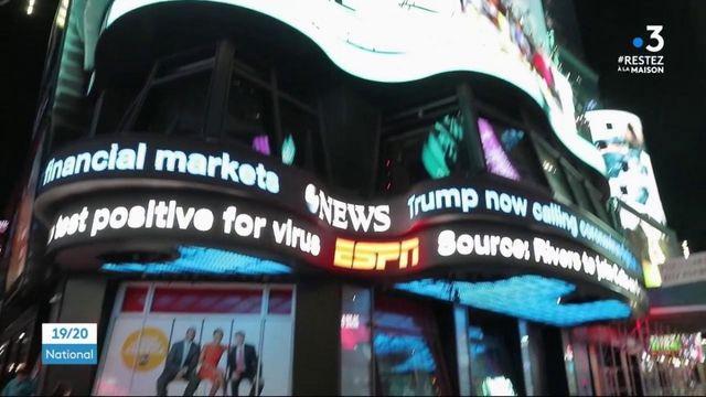 Coronavirus : avant un éventuel confinement, New-York vit au ralenti