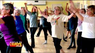 Danse  (CAPTURE D'ÉCRAN FRANCE 3)