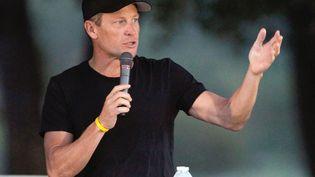 Le coureur cycliste Lance Armstrong à Austin, au Texas (Etats-Unis), le 21 octobre 2012. (TOM PENNINGTON / GETTY IMAGES NORTH AMERICA / AFP)