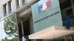 Ministère de la Santé et des Sports, Paris. (GILLES HALAIS / RADIOFRANCE)