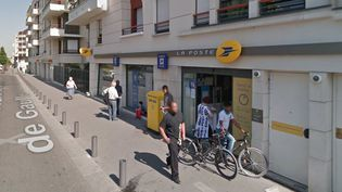 Le bureau de poste est situé à Colombes (Hauts-de-Seine). (GOOGLE STREET VIEW)