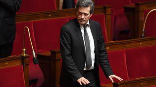 Georges Fenech, député Les Républicains, à l'Assemblée nationale, le 14 février 2017. (ALAIN JOCARD / AFP)