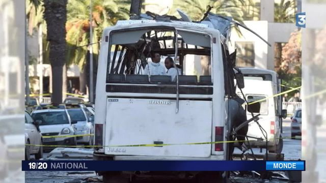 Tunisie : l'attentat commis dans le centre-ville de Tunis a été revendiqué