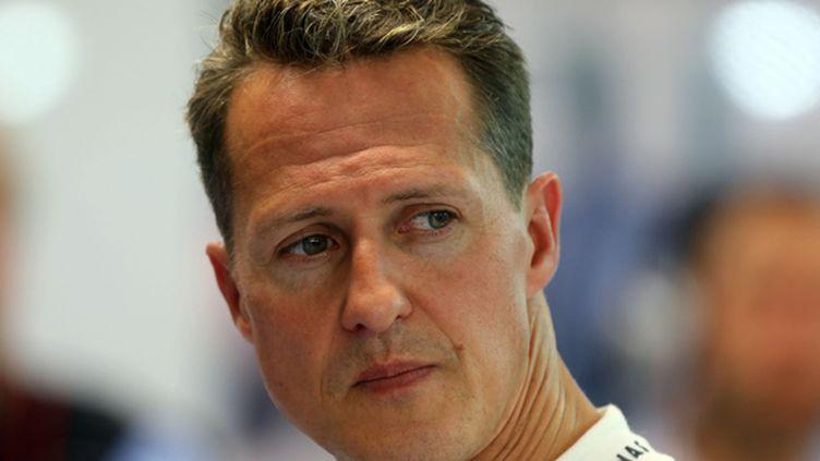 Michael Schumacher (JENS BUTTNER / DPA)