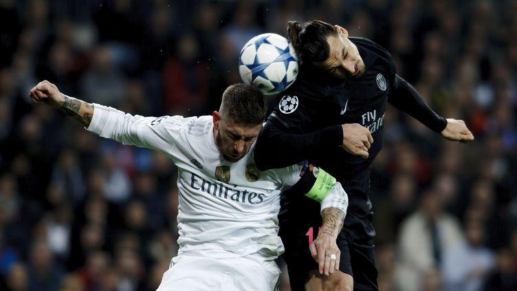 Vexé, Zlatan Ibrahimovic fera tout pour relancer la machine parisienne après le couac au Real. (GUILLERMO MARTINEZ / NURPHOTO)