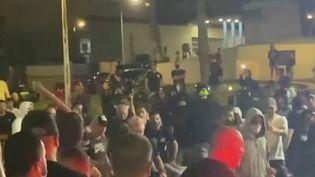 Proche-Orient : une violente scène de lynchage retransmise à la télévision (France 2)