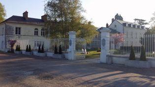 Le centre de Pontourny, à Beaumont-en-Véron (Indre-et-Loire) accueillera le futur centre de déradicalisation à partir du 1er septembre. (MAXPPP)