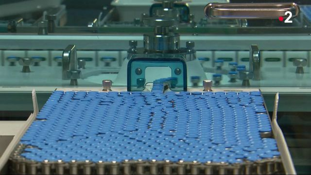 Vaccins contre le Covid-19 : au moins quatre sites de fabrication en France