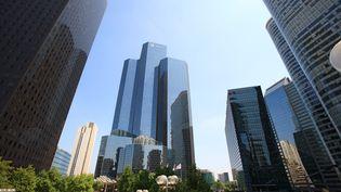 La Défense, le quartier d'affaires près de Paris (PHILIPPE TURPIN / MAXPPP)