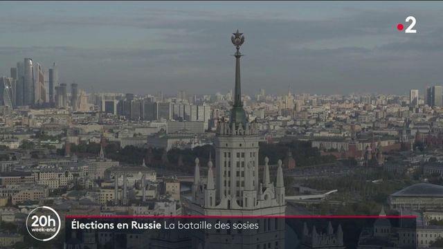 Russie : Vladimir Poutine doit-il réellement craindre les résultats des élections législatives ?