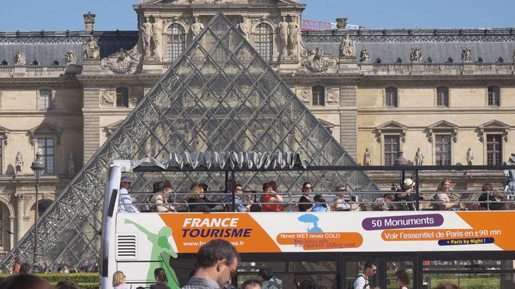 (Le nombre de passagers arrivés en avion à Paris a baissé de 11% depuis le début de l'année © SIPA/JPDN)