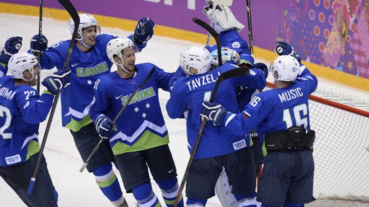 Les Slovènes satisfaits de s'ouvrir les portes des quarts de finale
