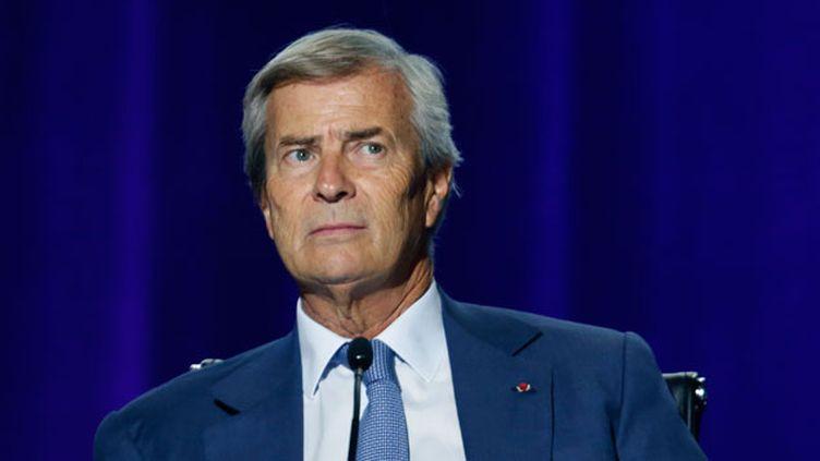 (Le CSA reçoit Vincent Bolloré © Reuters /Charles Platiau)
