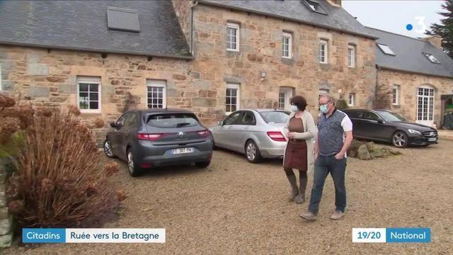 Immobilier : les Français se ruent en Bretagne