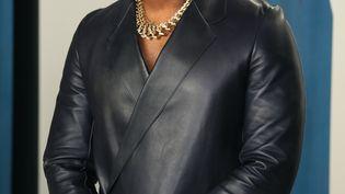 Le rappeuraméricain Kanye West à Beverly Hills (Californie, Etats-Unis) le 9 février 2020. (FPA / FULL PICTURE AGENCY/ AFP)