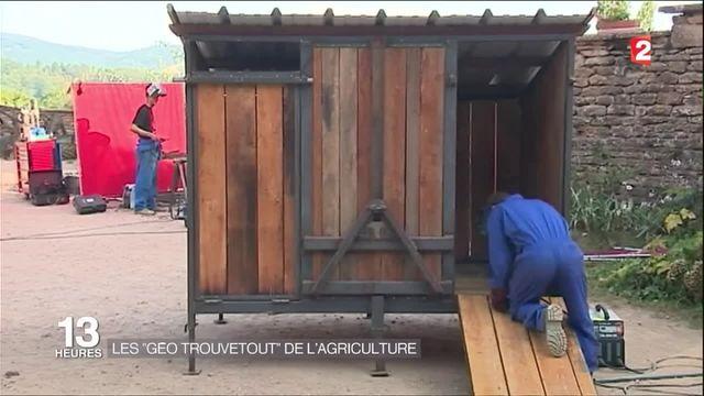 Agriculture : des stages pour apprendre à construire ses outils