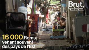 VIDEO. Roms : histoire d'un peuple persécuté, discriminé et longtemps caricaturé (BRUT)