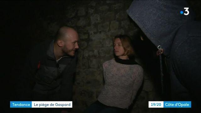 """""""Escape Gaspard"""" à Boulogne-sur-Mer"""