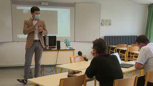 Grand oral du bac : les lycéens se préparent à passer une épreuve inédite (France 3)