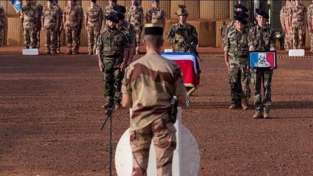 Soldat tué au Mali : l'hommage émouvant de ses frères d'armes