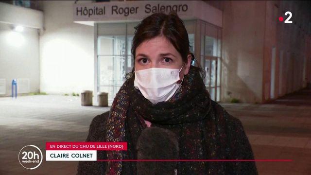 Covid-19 : les hôpitaux des Hauts-de-France débordés