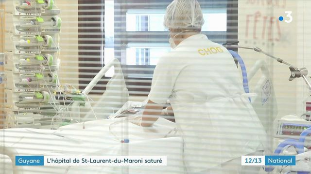 Guyane : la situation sanitaire s'aggrave