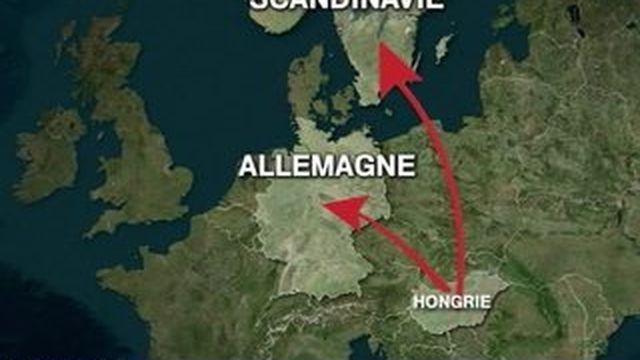 Autriche : 71 corps de migrants découverts dans le camion