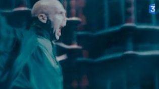 """Avant première de """"Harry Potter et les reliques de la mort:"""" au Palais Omnisports de Bercy  (Culturebox)"""