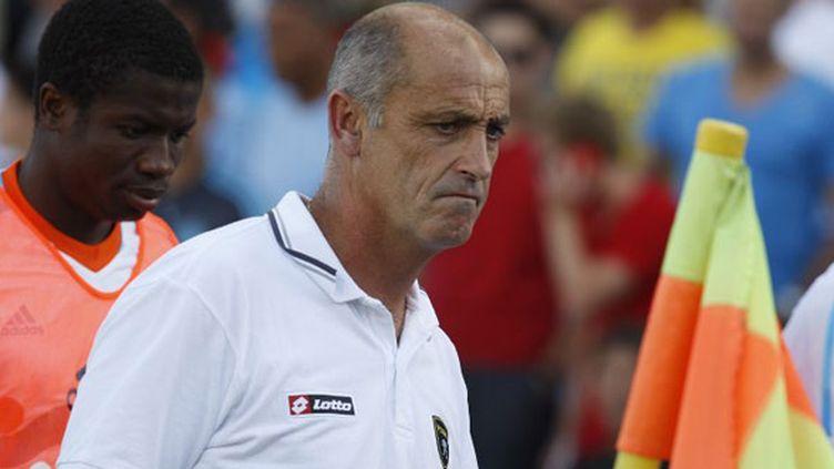 Eric Hély n'est plus l'entraîneur de Sochaux