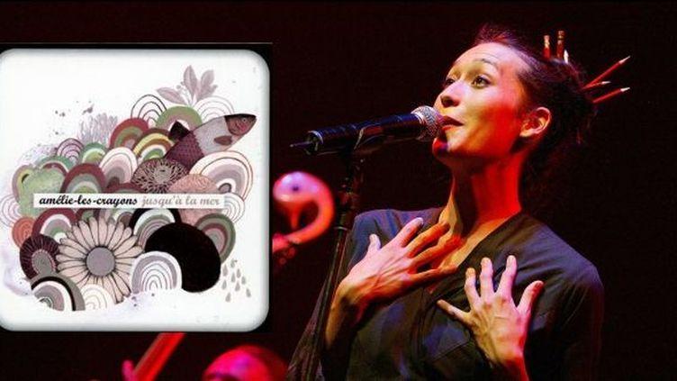 Nouvel album pour Amélie-les-Crayons  (SIMON ISABELLE/SIPA)