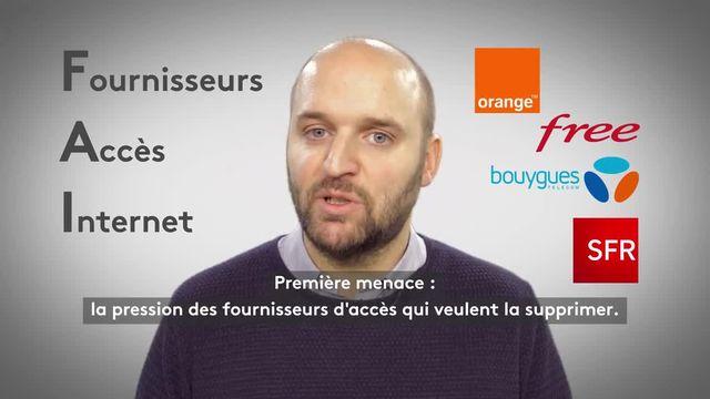 on vous explique pourquoi la neutralité du net pourrait  être en danger en France