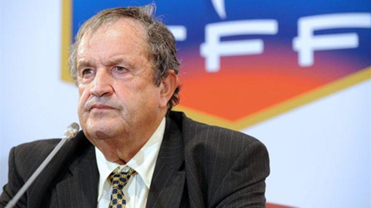 Fernand Duchaussoy (BERTRAND GUAY / AFP)