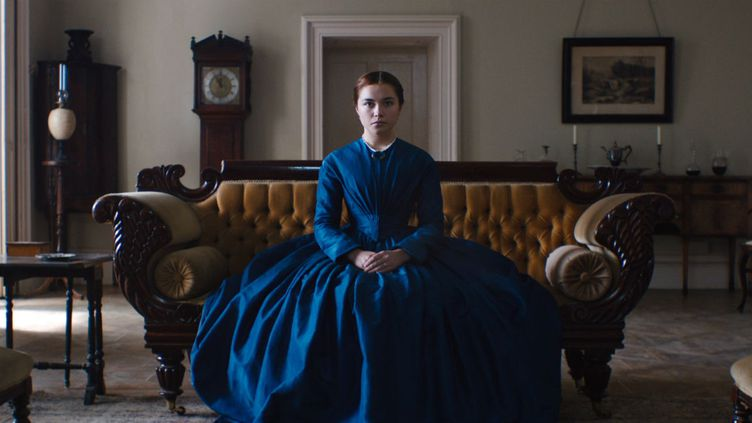 "Florence Pugh dans ""The Young Lady"" de William Oldroyd  (KMBO)"