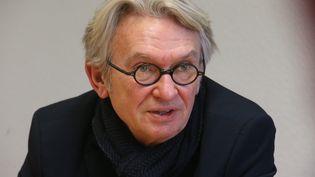 Jean-Claude Mailly, secrétaire général de Force ouvrière. (MAXPPP)
