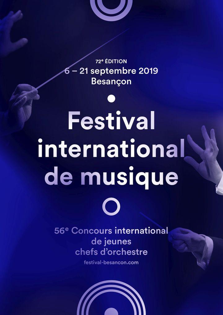 Affiche du 56e Festival International de musique (Festival International de musique)