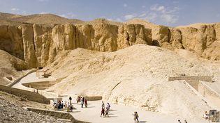 La Vallée des Rois à Louxor, en Egypte  (Michel Gunther / AFP)