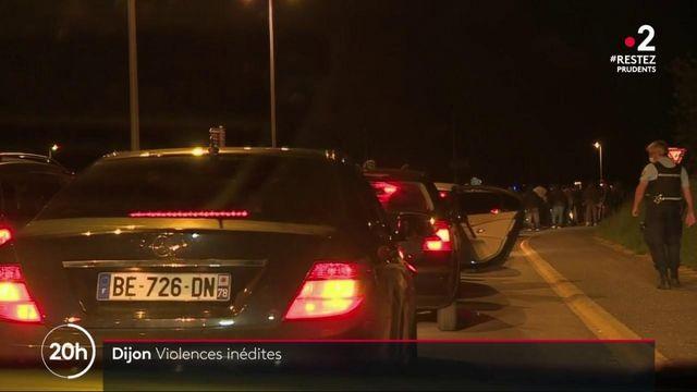 Dijon : une enquête ouverte pour comprendre ces violences inédites