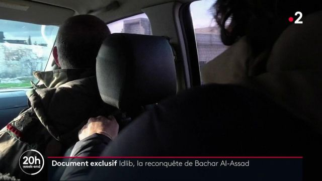 Syrie : la reconquête de Bachar Al-Assad à Idlib