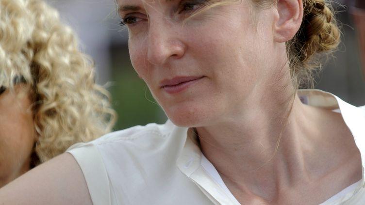 Nathalie Kosciusko-Morizet, député UMP de l'Essonne, le 25 août 2012 à Marseille (Bouches-du-Rhône). (SOLLIER CYRIL / MAXPPP)