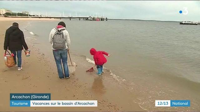 Gironde : le bassin d'Arcachon plébiscité par les touristes malgré le vent